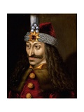 Portrait of Vlad Tepes Giclee Print