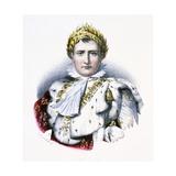 Portrait of Napoleon I Giclee Print
