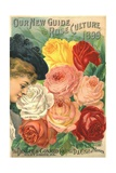Our New Guide to Rose Culture, 1899 Catalog Cover for the Dingee and Conard Co. Giclee Print