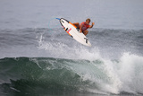 2013 Oakley Pro Bali: Jun 18 - Josh Kerr Photographic Print by Kirstin Scholtz