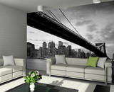New York Brooklyn Bridge Wallpaper Mural Wallpaper Mural