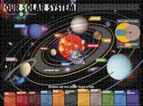 Smithsonian - Solar System Jigsaw Puzzle Jigsaw Puzzle