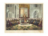 The Ecumenical Council of the Vatican Giclee Print