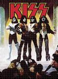 KISS - Love Gun Jigsaw Puzzle Jigsaw Puzzle