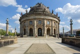 Berlin, Museumsinsel (Museums Island), Bode Museum Photographic Print by Sylvain Sonnet