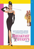 Audrey Breakfast Tin Sign Tin Sign