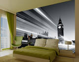 London Wallpaper Mural Wallpaper Mural