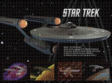 Star Trek - Enterprise 1000 Piece Jigsaw Puzzle Jigsaw Puzzle