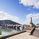 Heidelberg, Baden-Württemberg, Germany Photographic Print by Luigi Vaccarella