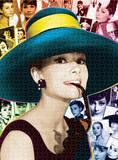Audrey Hepburn - Photos 1000 Piece Jigsaw Puzzle Jigsaw Puzzle