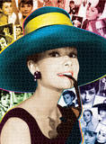 Audrey Jigsaw Puzzle Jigsaw Puzzle