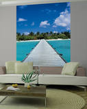 Maldives Dream Deco Wall Mural Wallpaper Mural