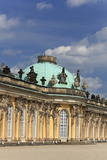 Germany, Berlin, Potsdam, Sanssouci Palace (Schloss Sansouci) Photographic Print by Michele Falzone