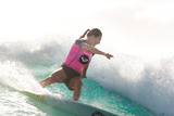 Roxy Pro Gold Coast: Mar 5 - Stephanie Gilmore Photographic Print by Kelly Cestari