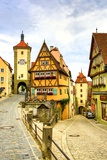 Rothenburg Ob Der Tauber Photographic Print by José Fuste Raga