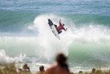 2013 Rip Curl Pro: Oct 16 - John John Florence Reproduction photographique par Kirstin Scholtz