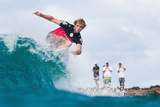 2014 Quiksilver Pro Gold Coast: Mar 3 - Kai Otton Photographic Print by Kelly Cestari