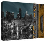 LA Gallery Wrapped Canvas