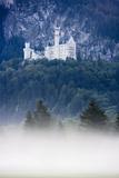 Neuschwanstein Castle, Bavaria, Germany, Europe Photographic Print by Neil Emmerson