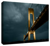 Bridge Stretched Canvas Print
