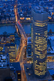 Untermainbruecke (Bridge) Frankfurt Am Main, Hessen, Germany, Europe Photographic Print by Rolf Hicker
