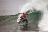 2013 Oakley Pro Bali: Jun 18 - Kelly Slater Photographic Print by Kirstin Scholtz