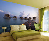 Maldives Dream Wallpaper Mural - Duvar Resimleri