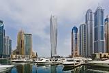 Dubai Marina Photographic Print by Rudy Sulgan