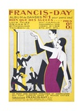 Sheet Music Album of American Dance Music Giclee Print