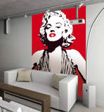 Marilyn Monroe Deco Reproduction murale géante Papier peint