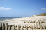 Sylt Beach Photographic Print by Hans Georg Roth
