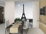 Paris Eiffel Tower Deco Wall Mural Wallpaper Mural