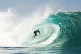 2013 Billabong Pipe Masters: Dec 14 - CJ Hobgood Photographic Print by Kelly Cestari