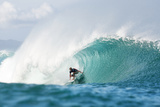 2013 Billabong Pipe Masters: Dec 14 - Sebastien Zietz Photographic Print by Kelly Cestari