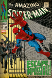 Spiderman - Escape Impossible Prints