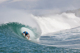 2013 Oakley Pro Bali: Jun 27 - Mick Fanning Photographic Print by Kirstin Scholtz