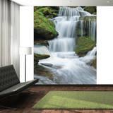 Waterfall Deco Wall Mural Wandgemälde