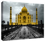Tajmahal Stretched Canvas Print