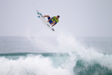 2012 Hurley Pro: Sep 17 - Joel Parkinson Photographic Print by Kirstin Scholtz