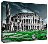 Rome Stretched Canvas Print