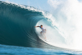 2013 Billabong Pipe Masters: Dec 8 - Yadin Nicol Photographic Print by Kelly Cestari