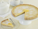 Tarte Au Citron, Lemon Tart Photographic Print by Howard Shooter
