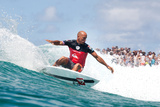 2014 Quiksilver Pro Gold Coast: Mar 2 - Kelly Slater Photographic Print by Kelly Cestari