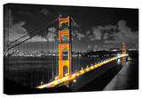 San Francisco Gallery Wrapped Canvas