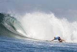 2013 Oakley Pro Bali: Jun 26 - Kelly Slater Photographic Print by Kirstin Scholtz