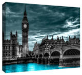 London Gallery Wrapped Canvas