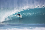 2013 Billabong Pipe Masters: Dec 14 - Kelly Slater Photographic Print by Kirstin Scholtz