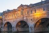 Pulteney Bridge, Bath Photographic Print by Steven Vidler