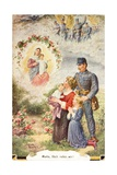 Sentimental Postcard from World War I Giclee Print