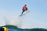 2012 Rip Curl Pro: Oct 13 - Joel Parkinson Photographic Print by Kelly Cestari